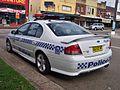 2005 Ford BA Mk II Falcon XR8 - NSW Police (5498519974).jpg
