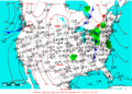 2006-06-27 Surface Weather Map NOAA.png