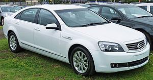 Holden Caprice - Holden Statesman (WM)