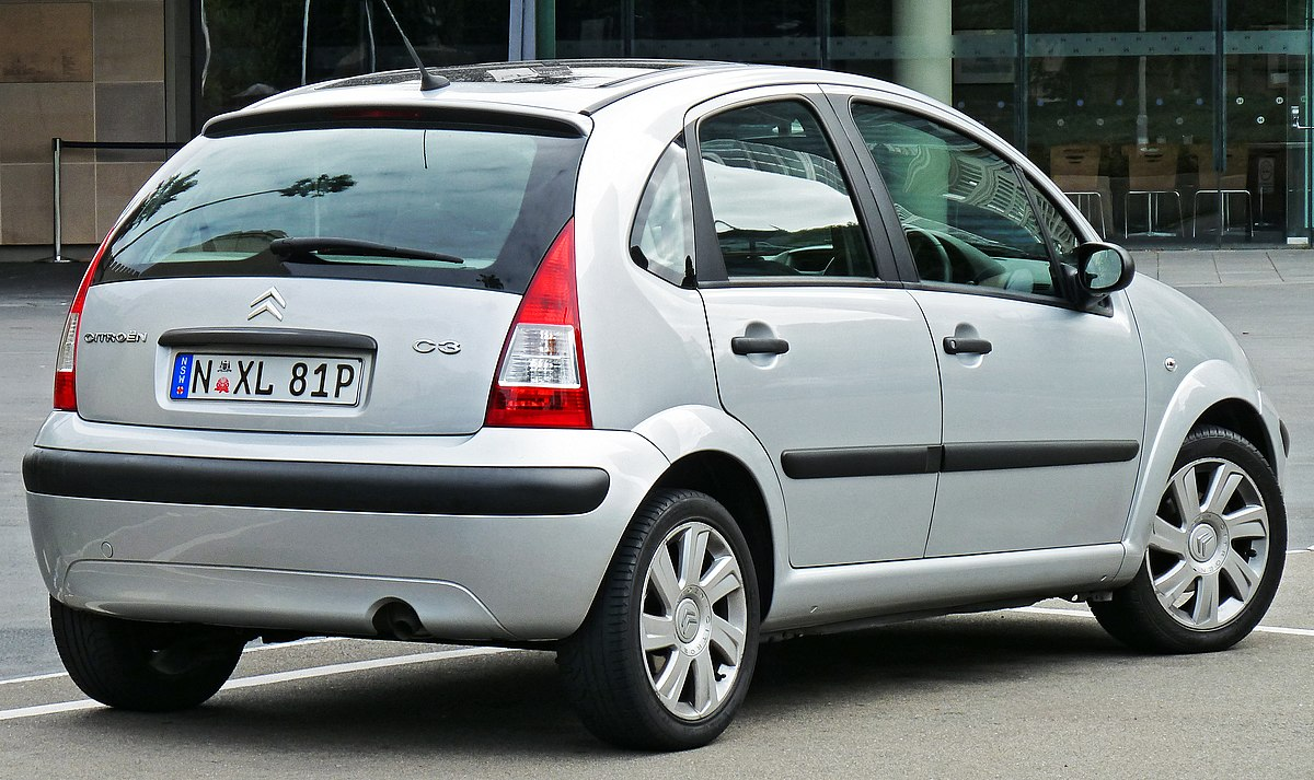 Archivo 2006 Citro U00ebn C3  My06  Exclusive Hatchback  2011-12-06  02 Jpg