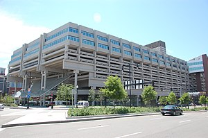Bulfinch Crossing - The Government Center garage will be mostly demolished, but over 1,000 spaces will remain as part of the new development.
