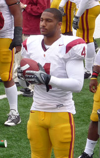 Kevin Ellison (American football) American football safety and linebacker