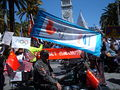 2008 Olympic Torch Relay in SF - Justin Herman Plaza 15.JPG