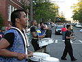 2008 Seattle Chinatown Seafair Parade - drummers.jpg