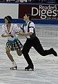 2009 Canadian Championships ice-dance Crone-Poirier04.jpg