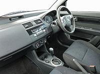 Suzuki Esteem Radio Removal
