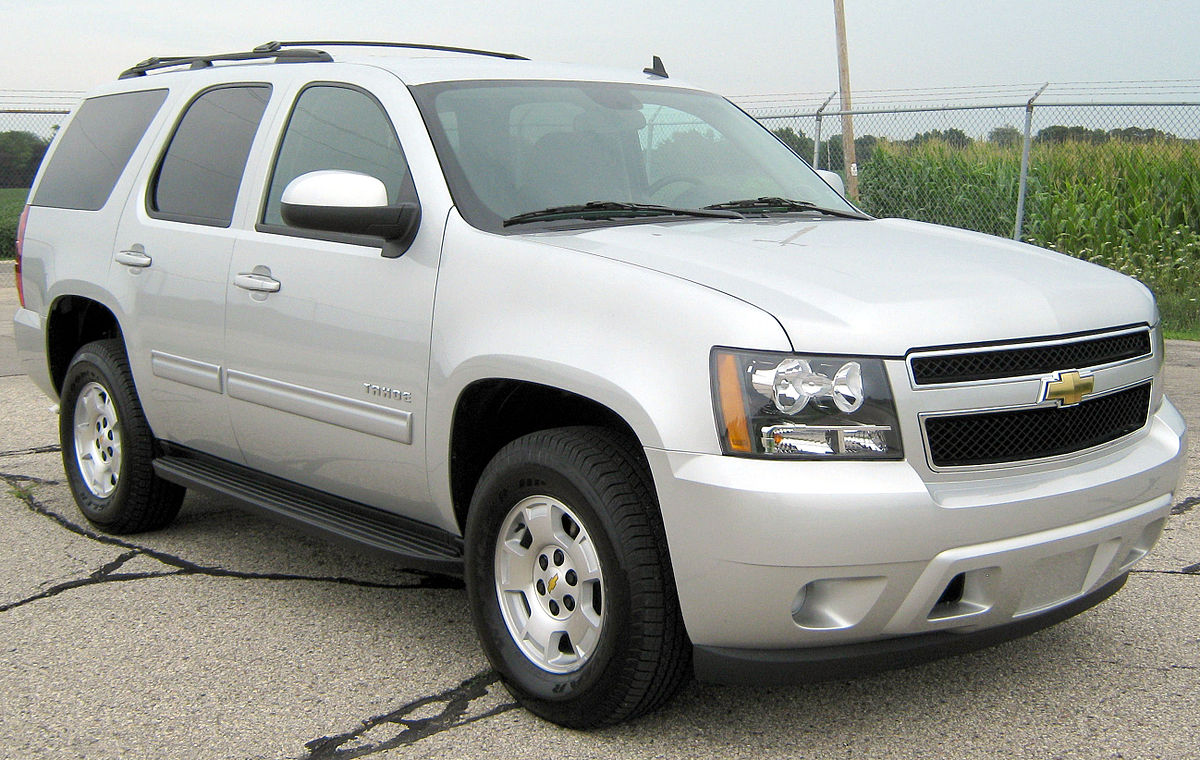 2015 Chevy Tahoe For Sale >> Chevrolet Tahoe - Wikipedia