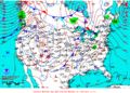 2012-01-04 Surface Weather Map NOAA.png