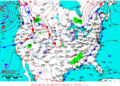 2012-04-17 Surface Weather Map NOAA.png