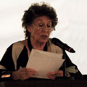 Lea Rosh - Image: 2012 05 10 Gedenkveranstaltung zur Bücherverbrennung in Hannover (46) 2