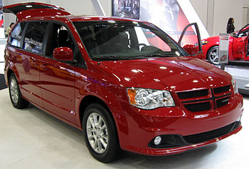 2012 Dodge Grand Caravan RT -- 2012 DC.JPG