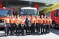 2013년 8월 부산광역시 해운대구 센텀119안전센터 심장이 뛴다 인트로 촬영 2.jpg