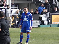 2013-03-03 Match Brest-OL - Steed Malbranque (5).JPG