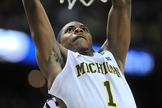 Glenn Robinson III - Robinson during the 2013 NCAA Men's Division I Basketball Tournament