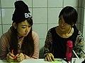 2014年11月16日台中維基媒體協作聚,培訓中的維基小天使,400*300-2.JPG