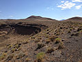 2014-07-18 16 28 11 View west-southwest across the Lunar Crater, Nevada.JPG