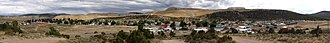 Ruth, Nevada - A panorama of Ruth in 2014