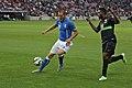 20150616 - Portugal - Italie - Genève - Leonardo Bonucci et Silvestre Varela.jpg