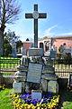 2016-03-31 GuentherZ Wien11 Zentralfriedhof (22) Ruhestaette Ordensfrauen der Gesellschaft vom Heiligen Herzen Jesu.JPG