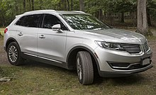 2019 Lincoln MKX: New Name, New Styling, Tech, Interior And Updated Powertrains >> Lincoln Mkx Wikipedia
