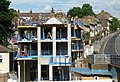 2017-Woolwich, Brookhill Road, former Lord Clyde pub 05.jpg