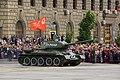2017 парад в Волгограде - Т-34.jpg