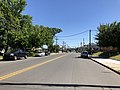 2018-07-19 10 24 34 View north along New Jersey State Route 17 (Ridge Road) at Sollas Court in Lyndhurst Township, Bergen County, New Jersey.jpg