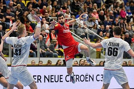 20180105 Men's handball Austria - Czechia Janko Bozovic 850 9202.jpg