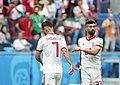 2018 FIFA World Cup Group B march IRN-MAR 7.jpg