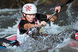 2019 ICF Wildwater canoeing World Championships 252 - Anežka Paloudova.jpg