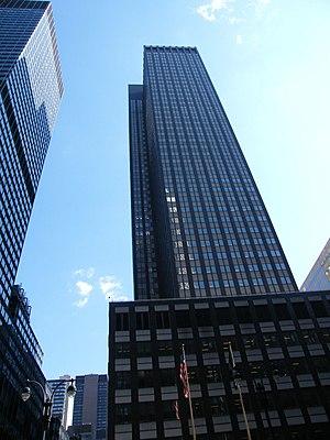 245 Park Avenue - Image: 245park NYC