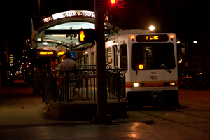 H Line (RTD) - Image: 2481. H Line at 16th & Stout