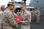 24th MEU promotes Marines on the USS Iwo Jima 121001-M-RO494-019.jpg