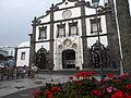 30-08 z Ponta Delgada igreja matriz.JPG