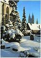 30655-Meißen-1987-im Schnee, Blick vom Afra-Friedhof-Brück & Sohn Kunstverlag.jpg