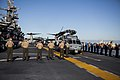 31st MEU Marines man the rails aboard the USS Bonhomme Richard (LHD-6) 150625-M-CX588-088.jpg