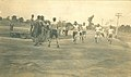440 Yard Dash, Naval Prison, Portsmouth, NH, 1910 (20463976303).jpg