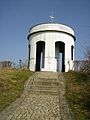 46. Herrnhut - Moravian cemetery - Tower-Lookout.JPG