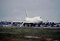 49bm - Air France Boeing 747-3B3 (M); F-GETB@SXM;04.02.1999 (5887539345).jpg