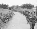 50th Division moving forward near St Gabriel, 6 June 1944.png