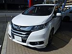 5th generation Honda ODYSSEY ABSOLUTE front.JPG