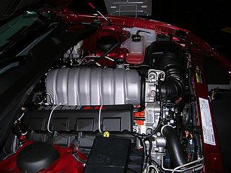 Dodge Charger (LX/LD) - 6.1 L Hemi