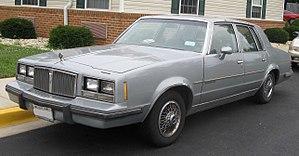 GM G platform (1969) - 1982-1986 Pontiac Bonneville
