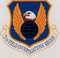 7 Field Investigations Region emblem.png