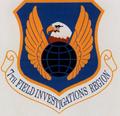 7 Field Investigations Region emblem.png