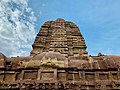7th century Sangameshwara Temple, Alampur, Telangana India - 59.jpg
