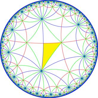 Truncated tetraoctagonal tiling - Image: 842 symmetry mirrors