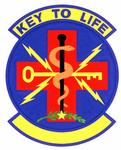 870 USAF Contingency Hospital emblem.png