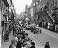 8 oktober viering in Alkmaar met optochten in teken van de sport, Bestanddeelnr 906-7731.jpg