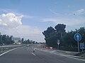A-4(E-5) a la salida de Manzanares.jpg
